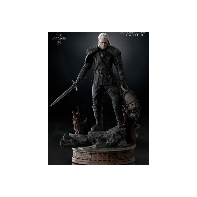 The Witcher - STL Files for 3D Print