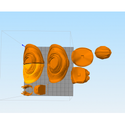 Bust Thanos - STL Files for 3D Print