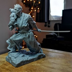Lone Wolf - STL Files for 3D Print