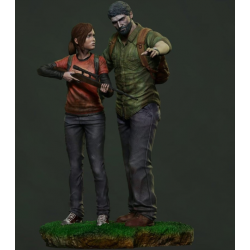 The last of US - STL Files for 3D Print