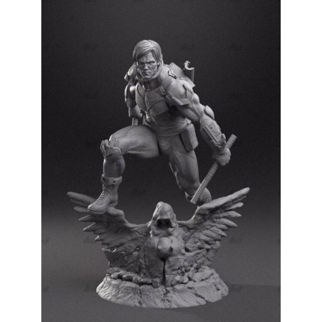 Nightwing - STL Files for 3D Print