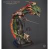 Ancient Warrior Samurai Lioun - STL Files for 3D Print