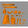 Covid 19 - STL 3D print files