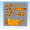 Mecha Frieza DRAGON BALL Z - STL 3D print files
