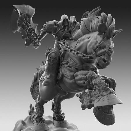 Darksiders War on Ruin - STL 3D print files