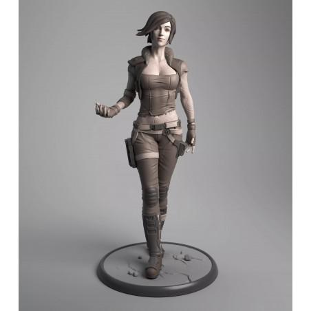 Lilith Borderlands - STL 3D print files