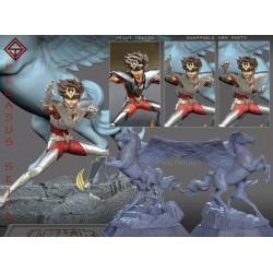 Pegasus Seiya Version 2 - STL 3D print files