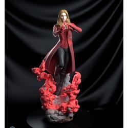 Scarlet Witch - STL 3D print files
