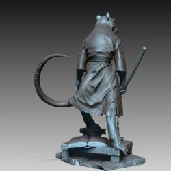 Splinter - STL Files for 3D Print