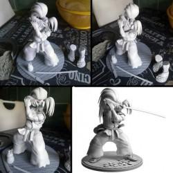HAOHMARU SAMURAI SHODOWN - STL Files for 3D Print