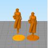Aerith Gainsborough - STL 3D print files