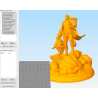 HellBoy - STL Files for 3D Print