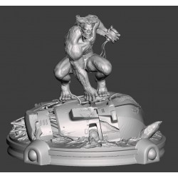 Hank McCoy X-MEN - STL Files for 3D Print