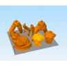 Wanda Maximoff  Elizabeth Olsen + NSFW - STL Files for 3D Print