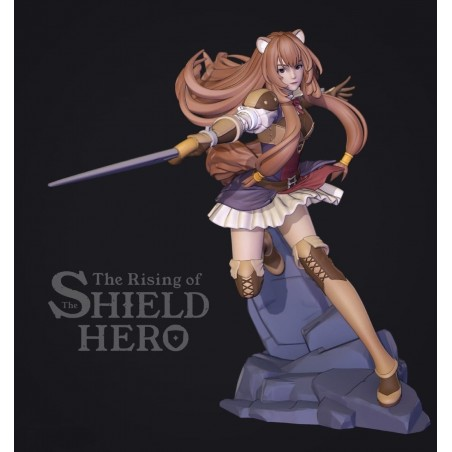 Raphtalia The Rising of the Shield Hero - STL Files for 3D Print