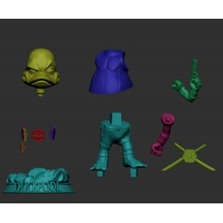 Duckpool - STL Files for 3D Print