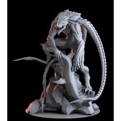 Khanivore Love Death and Robots - STL Files for 3D Print