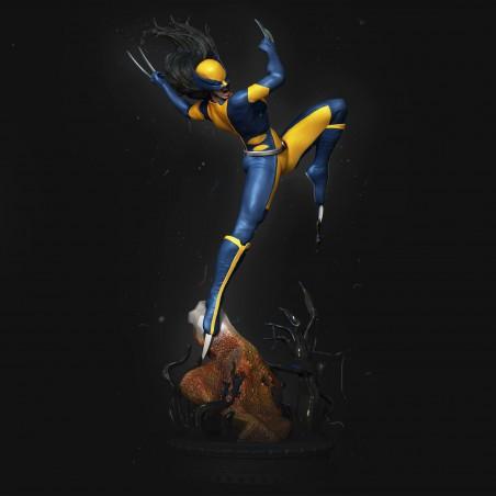 X-Men X 23 - STL Files for 3D Print