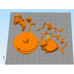Edward Elric FULLMETAL ALCHEMIST - STL 3D print files
