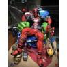 Deadpool kills Statue - STL Files for 3D Print