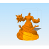 Sandman Spiderman - STL Files for 3D Print