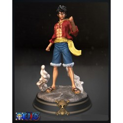 Monkey D Luffy One Piece - STL Files for 3D Print