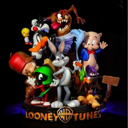 Looney Tunes Diorama - STL Files for 3D Print