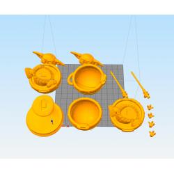 Baby Yoda - STL Files for 3D Print