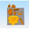 Lobo Bust - STL 3D print files