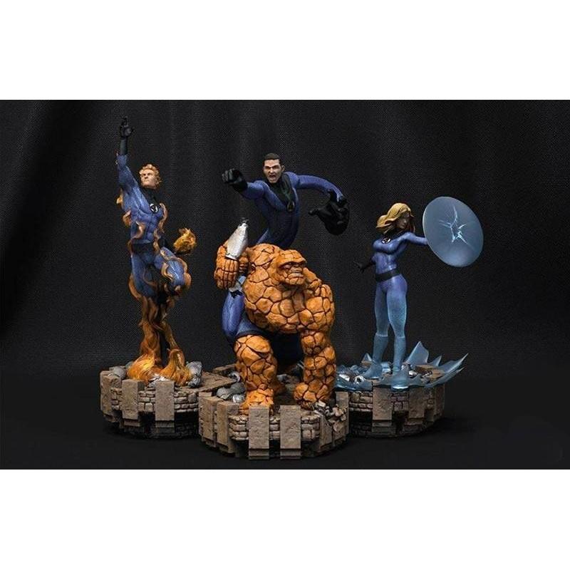 Fantastic Four - STL 3D print files