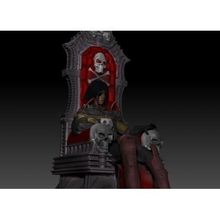 Harlock Pirate Space - STL 3D print files