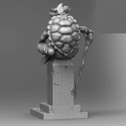 Master Goku - STL 3D print files