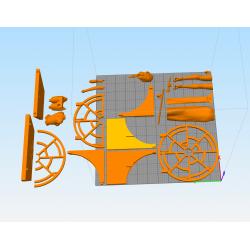 Darth Elsa - STL Files for 3D Print