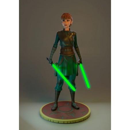 Jedi Anna - STL 3D print files