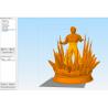 Gohan Adult v2 - STL 3D print files