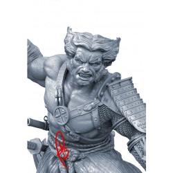 Wolverine Samurai Ronin - STL 3D print files