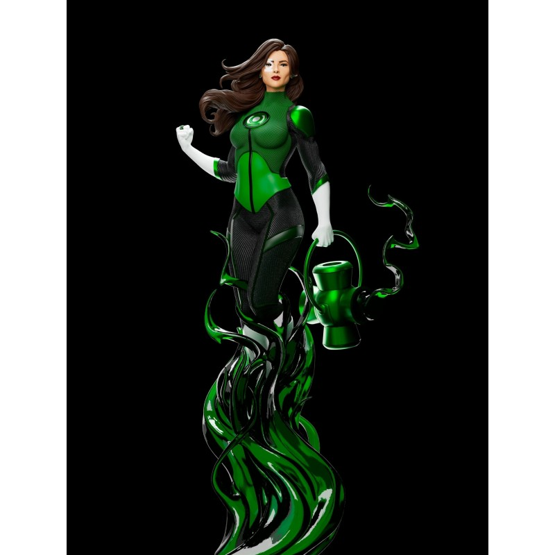 Green Lantern Jessica Cruz - STL 3D print files