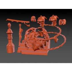Cinderella - STL Files for 3D Print