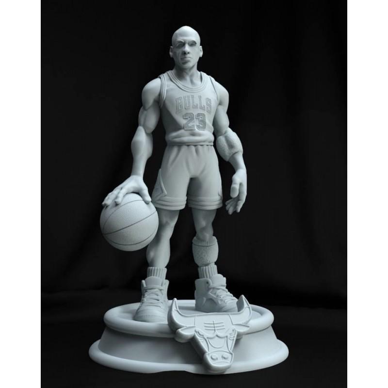 Michael Jordan - STL 3D print files