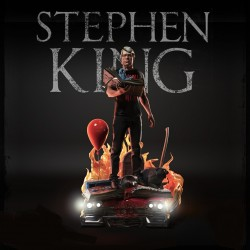 Stephen King - STL 3d Print Files