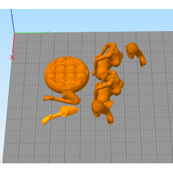 Mary Jane 2.0 - STL Files for 3D Print