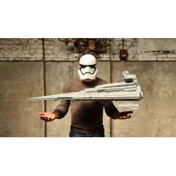 Imperial Destroyer DEVASTATOR Star Wars - STL 3D print files