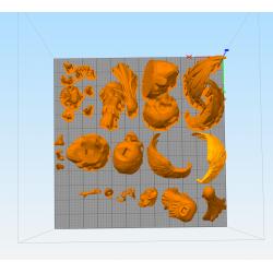 Albedo Overlord V1 - STL 3D print files