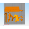 Joker - STL 3D print files