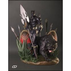 Black Panther - STL 3D print files