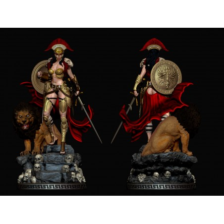 Ares female - STL 3D print files