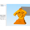 Balrog Bust - STL 3D print files