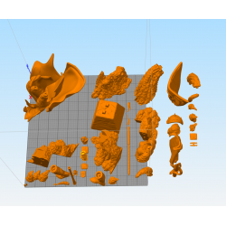 Jaina WoW - STL Files for 3D Print