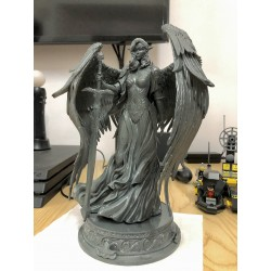 Elf Valkyrie - STL 3D print files
