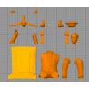 El padrino - STL 3D print files
